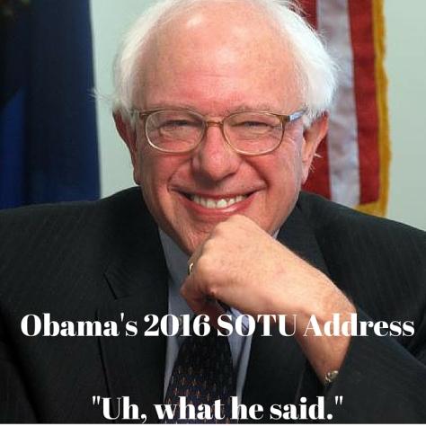 Obama's 2016 SOTU Address